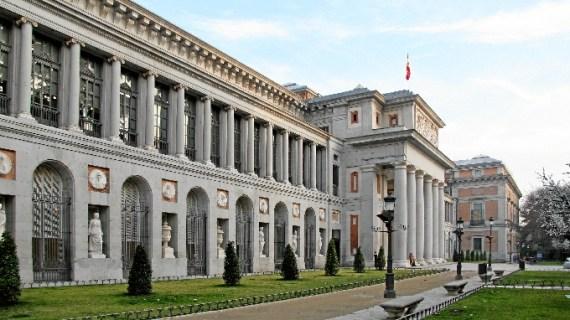 El Museo del Prado presenta el montaje original basado en una videoinstalación 'Jardín infinito'