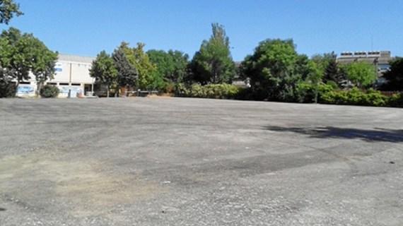 Rehabilitada la superficie de 4.300 metros cuadrados ubicada junto al Polideportivo Manuel Cadenas