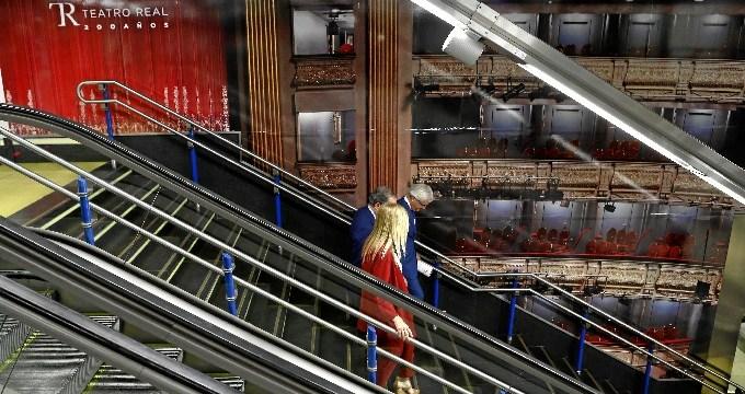 La exposición del Teatro Real 'Esto es Ópera' supera las 5.000 visitas