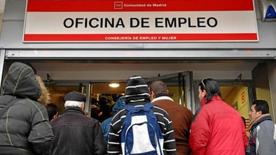 Las cifras de paro en Madrid se sitúan como las más bajas desde 2009