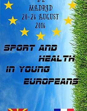 Las Rozas acoge un programa europeo de promoción del Deporte entre los jóvenes