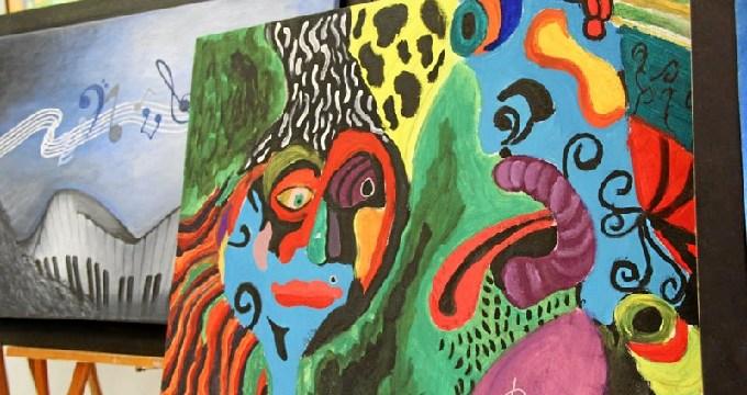 La Comunidad presenta en Asturias la XXVI edición de Circuitos de Artes Plásticas