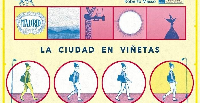 Del subsuelo al cielo de Madrid, en viñetas