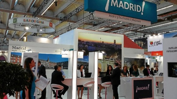 Madrid se impulsa como sede de grandes eventos profesionales en Alemania