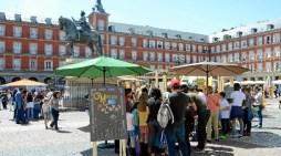 Vuelven las actividades para celebrar el IV centenario de la Plaza Mayor