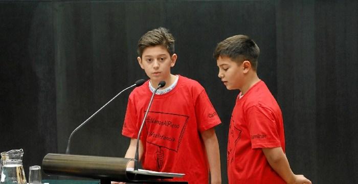 Madrid se compromete a defender los Derechos de la Infancia