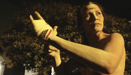 'The Magdalena Project' presenta por primera vez en Madrid el Festival 'A Solas' de teatro femenino