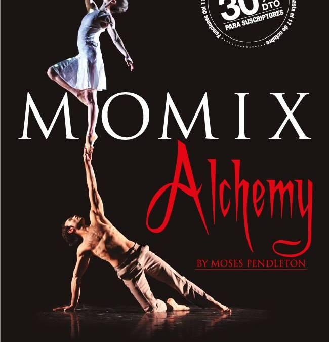 """MOMIX """"Alchemy"""" en los Teatros del Canal"""