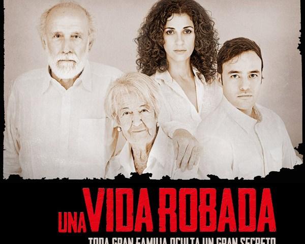 UNA VIDA ROBADA, con Asunción Balaguer en el Teatro Fernán Gómez