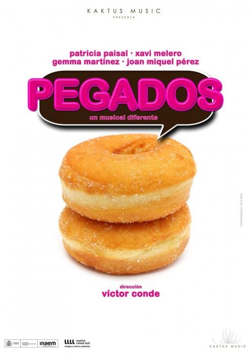 PEGADOS, UN MUSICAL DIFERENTE en el Teatro Maravillas