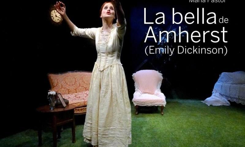 La Bella de Amherst (Emily Dickinson)