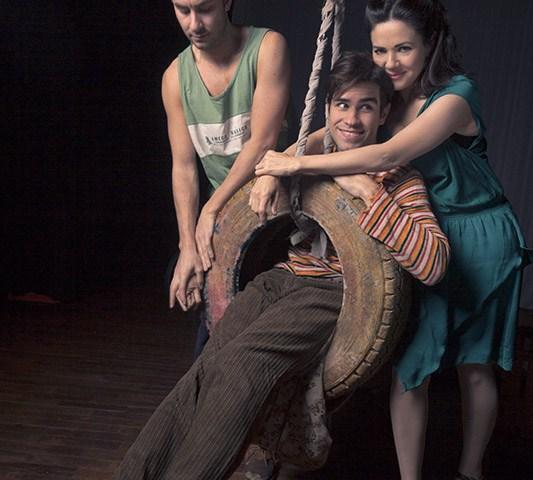 LUCIÉRNAGAS en el Teatro del Arte