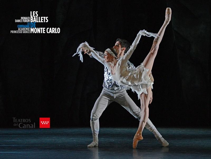 LAC de Les Ballets de Monte-Carlo en Los Teatros del Canal