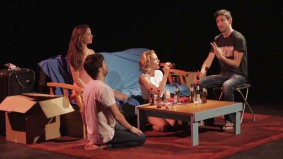 ¿A quién te llevarías a una isla desierta? en el Teatro Lara