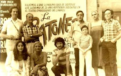 Director de teatro de la tía Ágatha: oficios de (es)teatro ✍️️