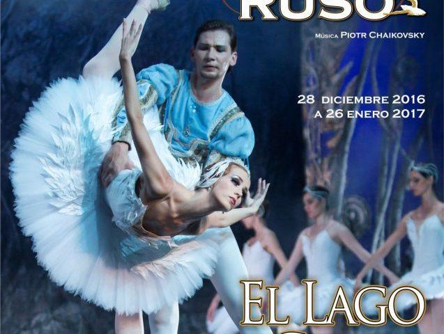 BALLET IMPERIAL RUSO 2016-17 en Teatro de la Luz Philips
