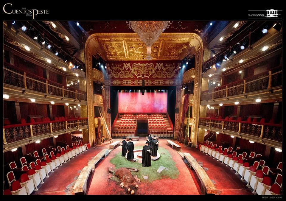 LOS CUENTOS DE LA PESTE, en el Teatro Español