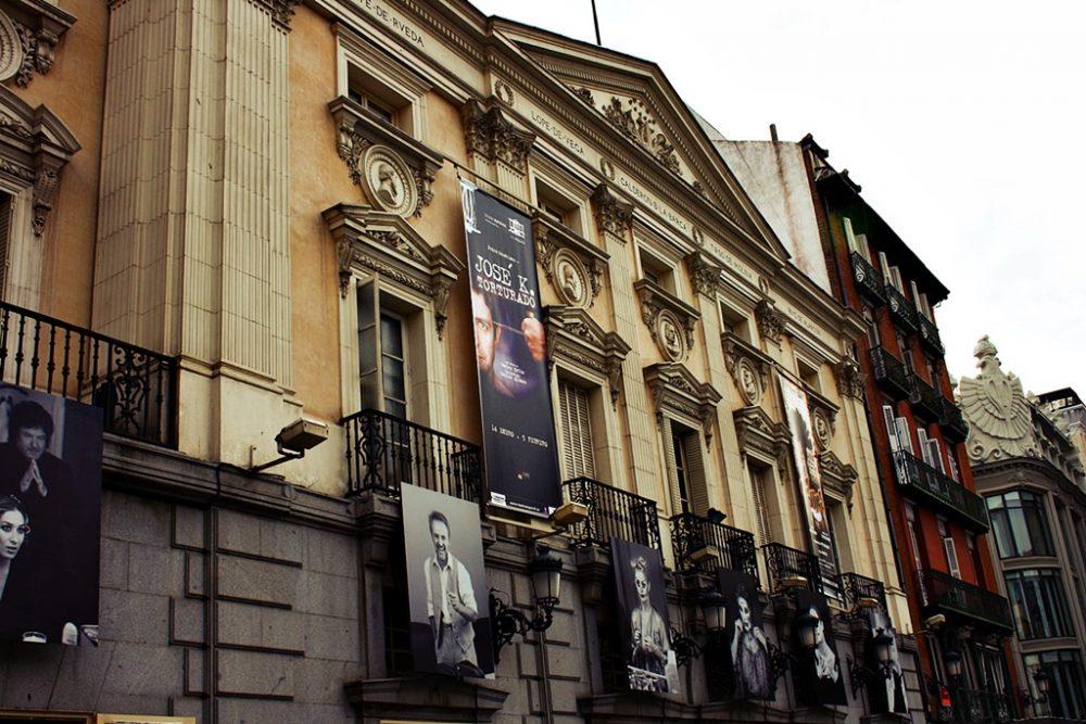 Teatro Español - Edificio