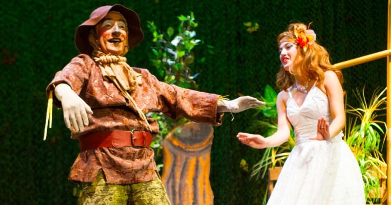 EL MAGO DE OZ en el Teatro Príncipe Gran Vía