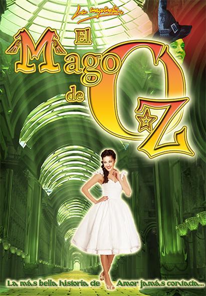 EL MAGO DE OZ en el Teatro Principe Gran Via