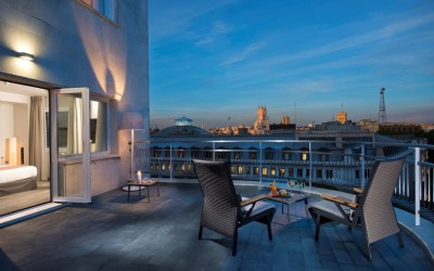 HOTELES DE MADRID