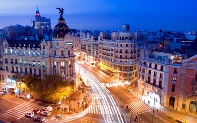 Visita rápida a Madrid