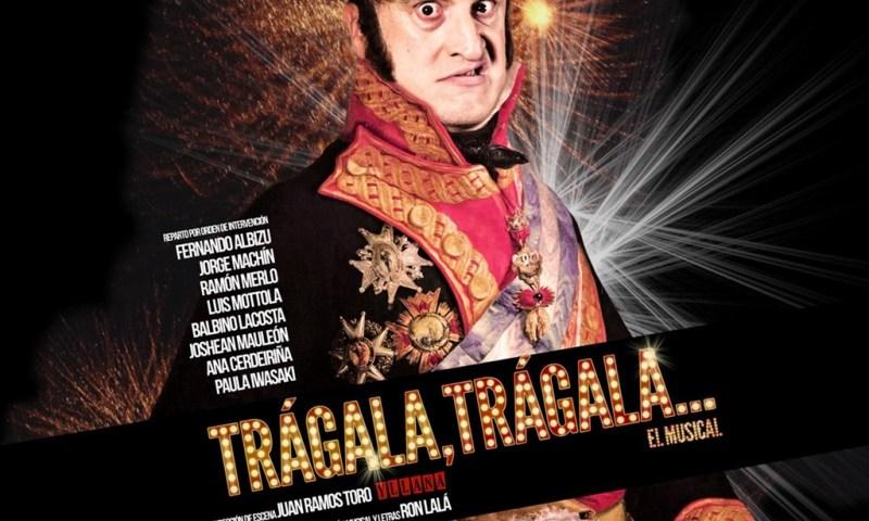 TRÁGALA TRÁGALA en el Teatro Nuevo Apolo