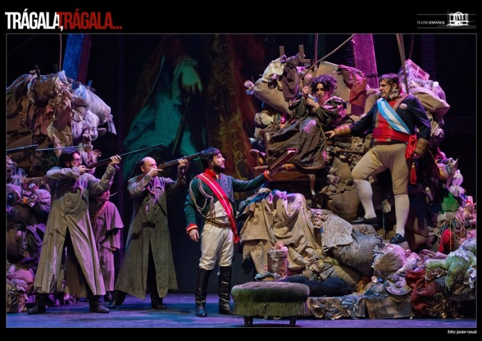 TRÁGALA, TRÁGALA en el Teatro Nuevo Apolo
