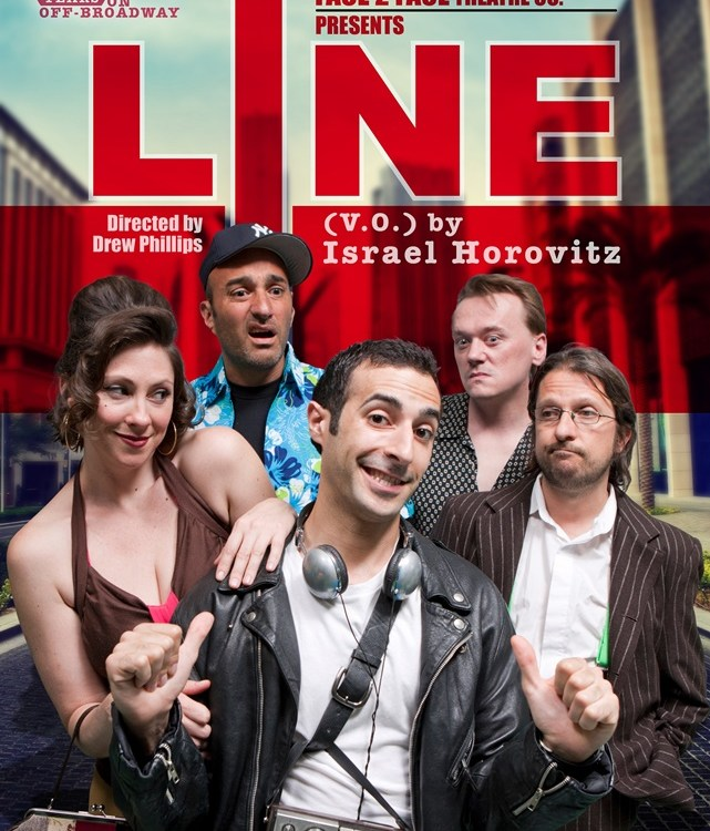 LINE (Teatro en inglés) en La Escalera de Jacob La Latina