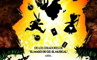 ALICIA EN EL PAIS DE LAS MARAVILLAS en el Teatro Maravillas