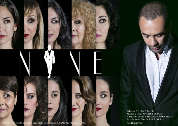 NINE , el Musical