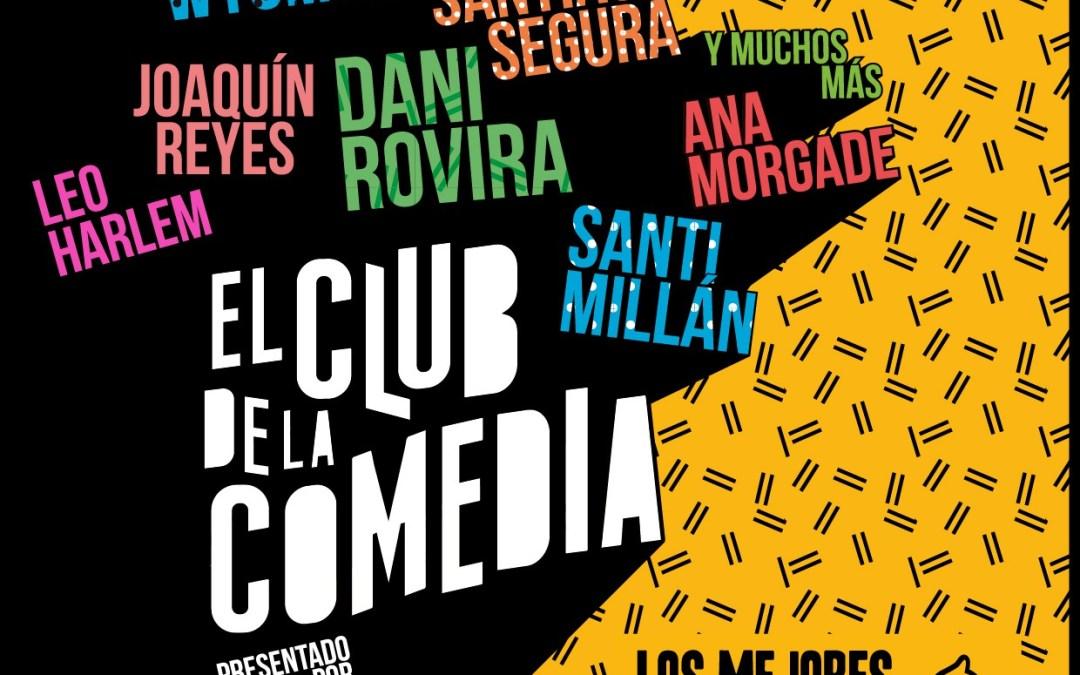 EL CLUB DE LA COMEDIA en el Teatro Cofidis