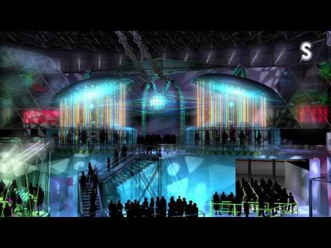 SAMA-SAMA en el Madrid Arena