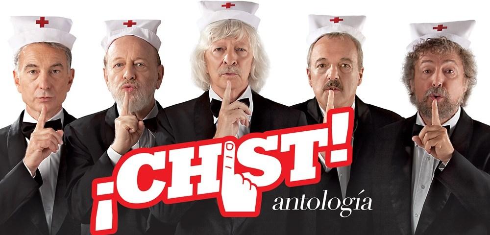 ¡CHIST! Antología Les Luthiers