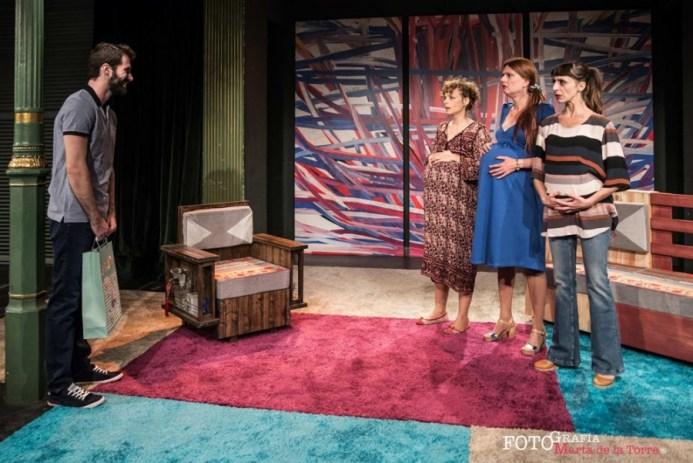 TRES en el Teatro Lara