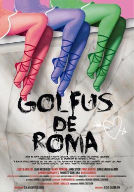 GOLFUS DE ROMA de Stephen Sondheim en los Veranos de la Villa