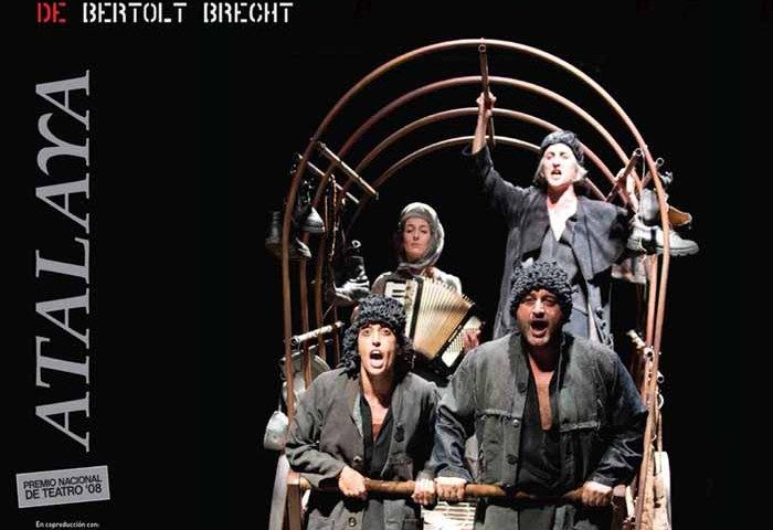 MADRE CORAJE de Bertolt Brecht en las Naves del Matadero