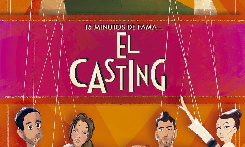 15 minutos de fama: EL CASTING en la Sala Azarte