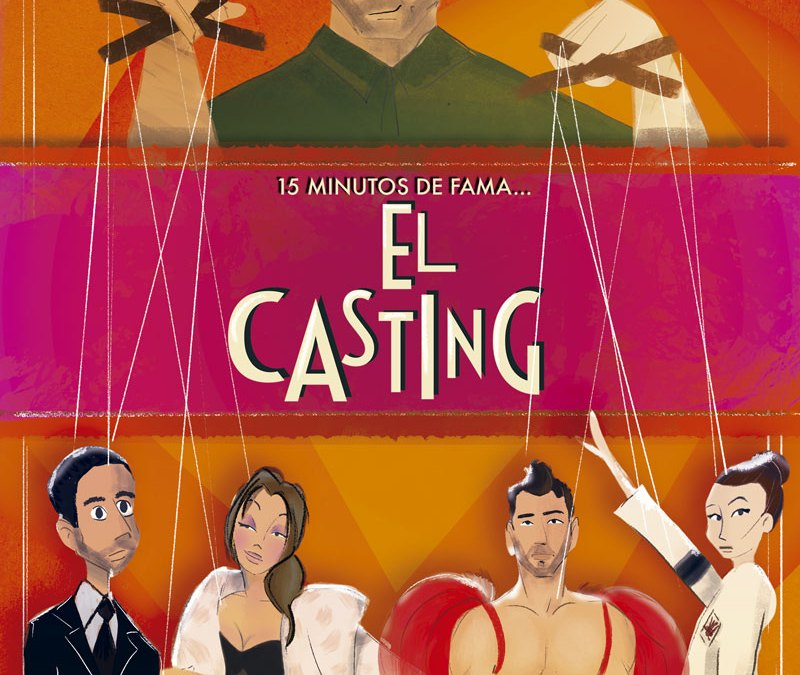 15 minutos de fama: EL CASTING