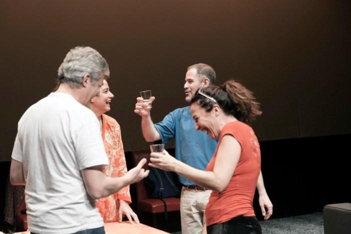 CENA CON AMIGOS en el Teatro Lara