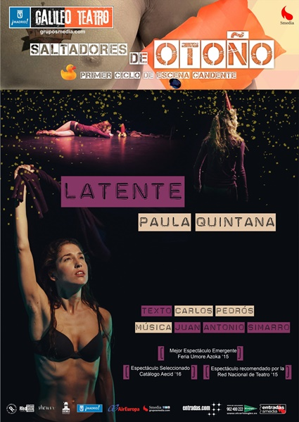 LATENTE con Paula Quintana