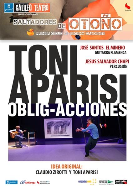 OBLIGACIONES de Claudio Zirotti y Toni Aparisi