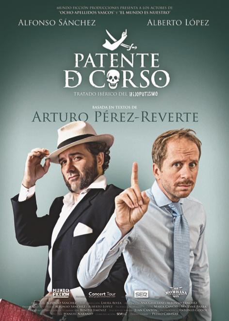 PATENTE DE CORSO en el Teatro Marquina