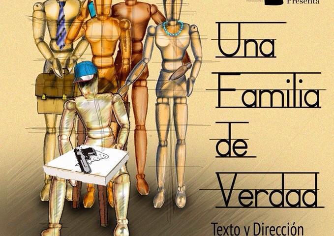 UNA FAMILIA DE VERDAD en la Sala Tú