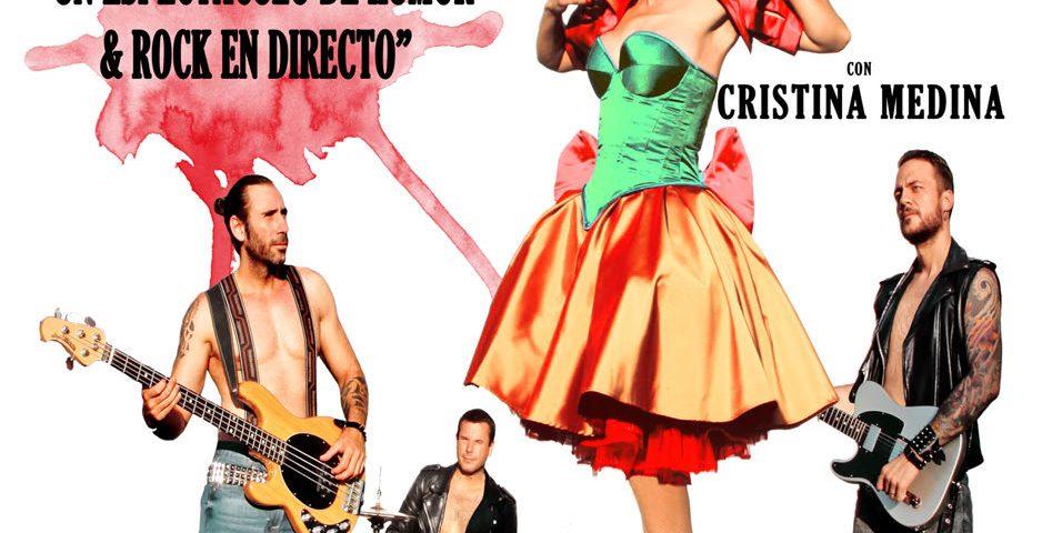 A GRITO PELAO de Cristina Medina en el Pequeño Teatro Gran Vía
