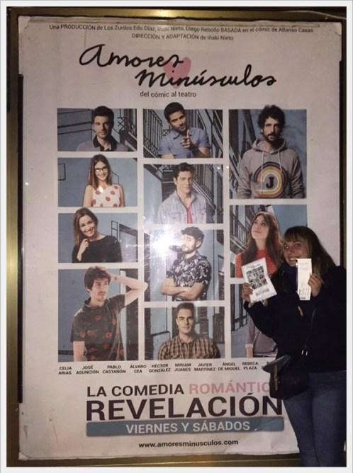 Boca/Oreja de AMORES MINÚSCULOS. Raquel Gonzalez Gonzalez