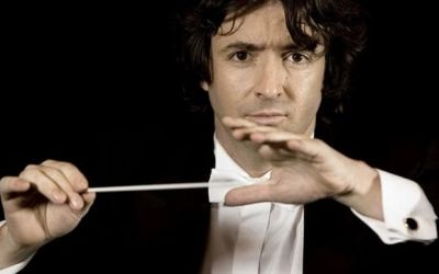 Óliver Díaz, nuevo director musical del Teatro de la Zarzuela