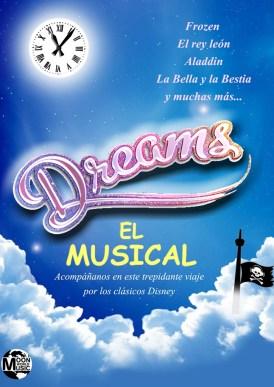 DREAMS, EL MUSICAL en el Teatro Fígaro