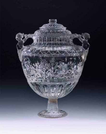 Arte transparente. La talla del cristal en el Renacimiento milanés en el Museo del Prado