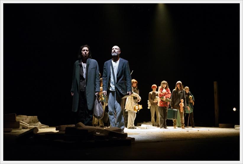 EXÓDO en la Sala Cuarta Pared - Madrid Es Teatro